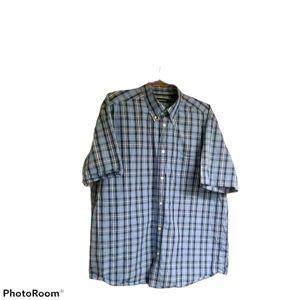 Short sleeve dress/prep shirt